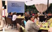 Бизнес-ланч с ОСГ Казахстан