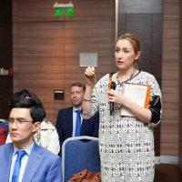 Семинар ОСГ Казахстан на тему «хранить нельзя уничтожить» при поддержке CERBA