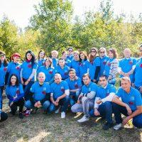 ОСГ Казахстан для благотворительной акции «Возрождение апорта»